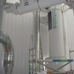 ducting filter unit