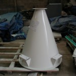 replacement hopper cone