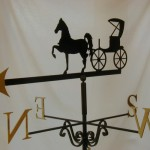 weather vane carriage